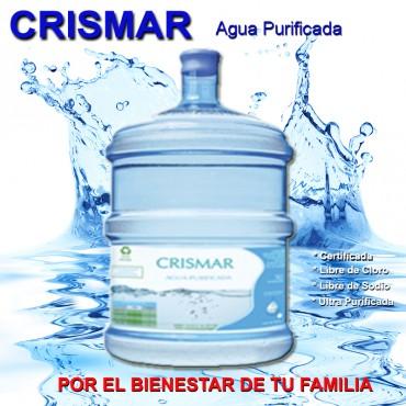 Agua Purificada Crismar